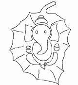 Rangoli Designs Diwali Printable Coloring Patterns Simple Templates Colouring Colours Yoga Geometric Studyvillage Craft sketch template