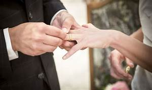 Why do we wear wedding rings on the fourth finger of our ...
