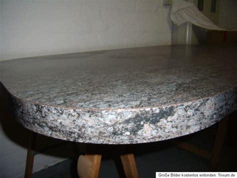 Küchenarbeitsplatte Granit Optik by K 252 Chentisch K 252 Chenarbeitsplatte Zur Wand 1 40x80x3 8 Cm