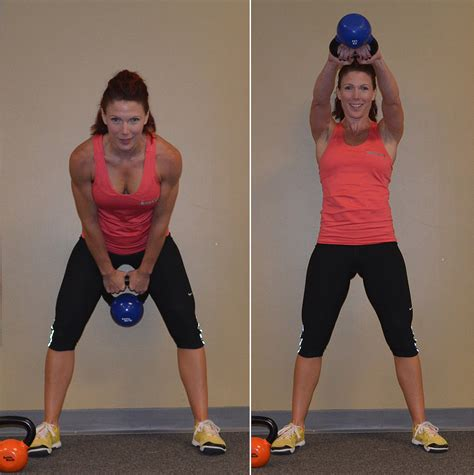 kettlebell workout swing exercises basic fitness challenge burn calories popsugar training kettlebells weight beginners workouts cardio essential try want kettle