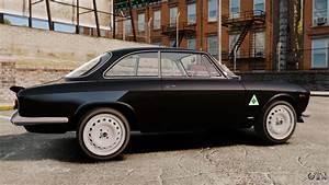 Alfa Romeo Sprint : alfa romeo giulia 1965 sprint gta stradale for gta 4 ~ Medecine-chirurgie-esthetiques.com Avis de Voitures