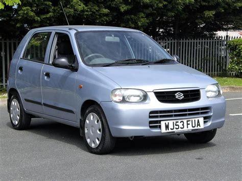 2003 Suzuki Alto 1.1 Gls 5-door, £30 Road Tax, Only 46k