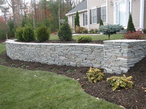 front yard retaining wall front yard retaining wall