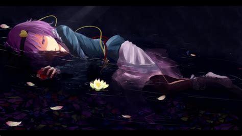 Anime Sad Depressed Hd Wallpaper Anime Wallpaper Better