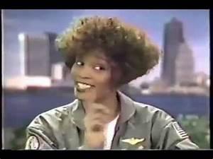 Whitney Houston Funny Moments - YouTube
