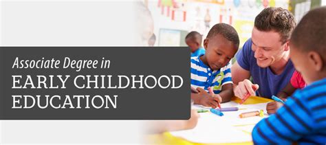 associate degree in early childhood education western 635 | ad ece banner