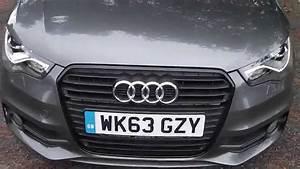 Audi A1 Tfsi 185 : audi a1 1 4 tfsi s line s tronic 185 black edition pan roof www promotors co uk 20 995 youtube ~ Melissatoandfro.com Idées de Décoration