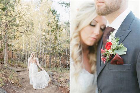 heather joey estes park  wedding