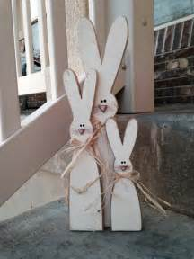 Primitive Easter Decor Pinterest by Wonderful Easter Decorations Made Of Wood My Desired Home