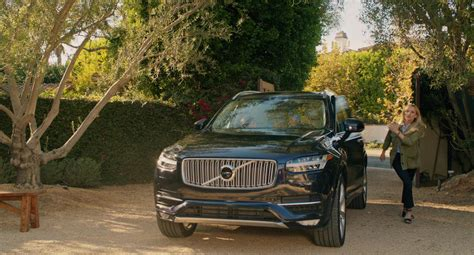 volvo xc car driven  reese witherspoon  home