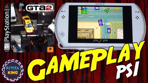 Grand Theft Auto 2 Ps1/psone/psp Go Gameplay
