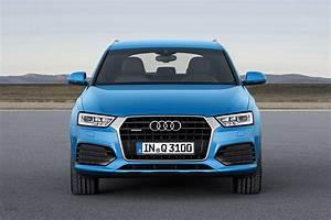 Nouveau Q3 Audi : nouvel audi q3 2015 et sa nouvelle face avant photos et vid o ~ Medecine-chirurgie-esthetiques.com Avis de Voitures