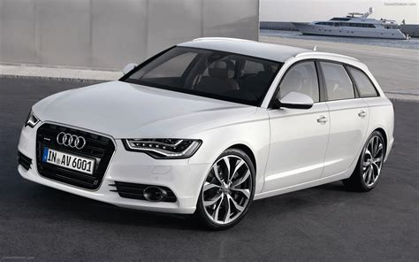 Audi A6 Photo by Audi A6 Avant 2012 Widescreen Car Photo 05 Of 52