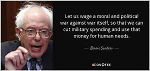 What liberals probably don't know about war monger Bernie ...