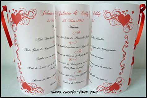 menu photophore mariage coeur x1 ref 10306
