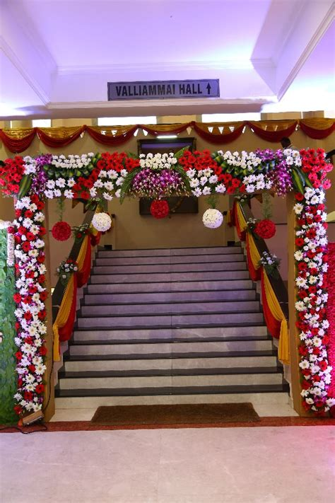 wedding planning  mrc hall chennai