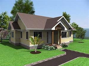 Simple House Design 3 Bedrooms in the Philippines Simple ...