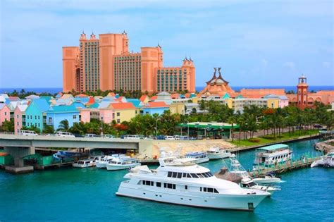 Boat Rental From Miami To Bimini by Nassau Bahamas Miami Boat Charters