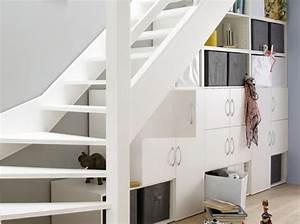 12 idees pour ranger ses chaussures autrement rangement With idee deco sous escalier