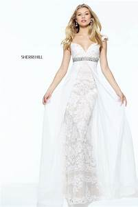 sherri hill 50927 prom dress madamebridalcom With sherri hill wedding dress