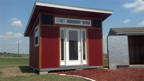 tuff shed pro studio backyard office little house in the