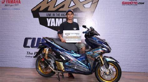 Modifikasi Rx King Jok Tebal by Inilah Para Juara Modifikasi Customaxi Yamaha Yogyakarta