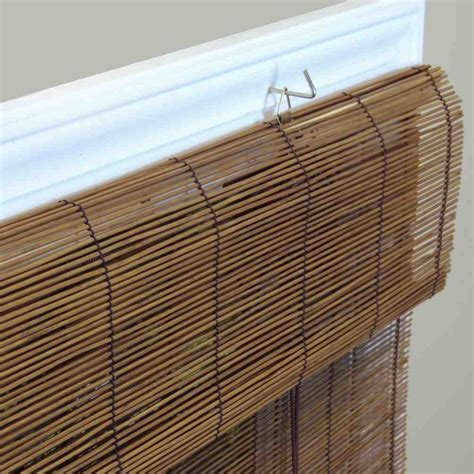 roll up bamboo blinds bamboo roll up blinds window shades decor ideasdecor ideas