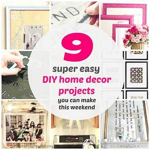 Zen, Shmen, 9, Super, Easy, Diy, Home, Decor, Projects, You, Can