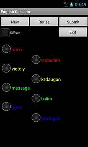 Cebuano English Dictionary - Android Apps on Google Play