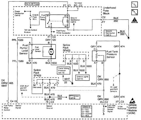 fuel gaugebuffer module blazer forum chevy blazer forums