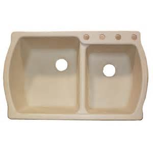 american standard chandler americast double bowl kitchen