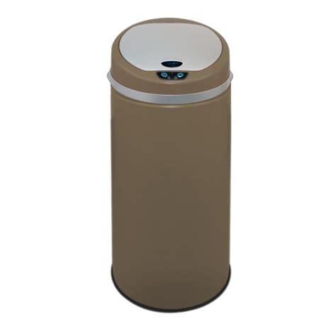 poubelle en bois cuisine kitchen move poubelle de cuisine automatique 42 l achat