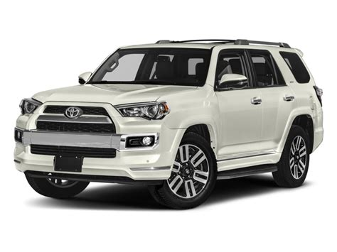 toyota runner limited wd msrp prices nadaguides