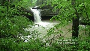 Shawnee National Forest - Cedar Creek Falls - Illinois ...