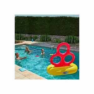 Jeu De Piscine : jeu de lanc de freesbee pour piscine ~ Melissatoandfro.com Idées de Décoration