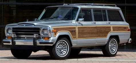 2018 Jeep Grand Wagoneer Could Set You