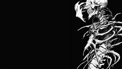 Manga Wallpapers Creepy Biomega Cool Dark Background