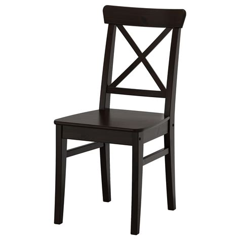 Chair : Ingolf Chair Brown-black