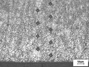 Surface Microstructure Of Carburized And Quenched P20 Steel Before