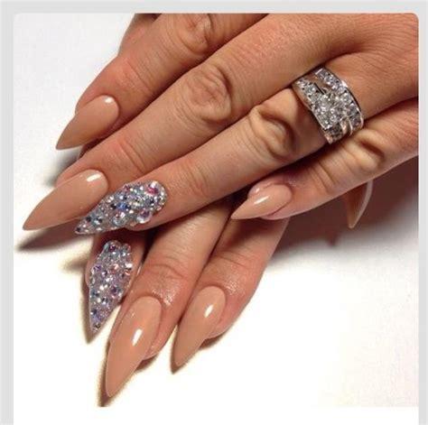 stylish stilettos nail art designs  flaunt  style