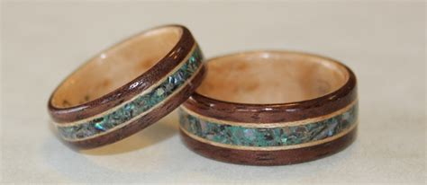 wooden rings  touch wood rings finely handcrafted