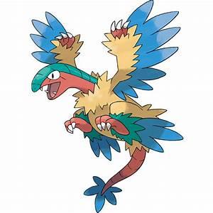 Archeops (Pokémon) - Bulbapedia, the community-driven ...