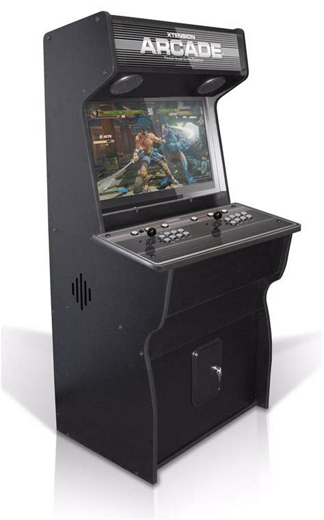 pro upright xtension arcade cabinet   xbox