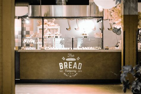 bakery shop logo mockup graphicsfamily