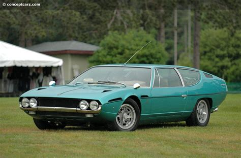 1971 Lamborghini Espada Pictures, History, Value, Research ...