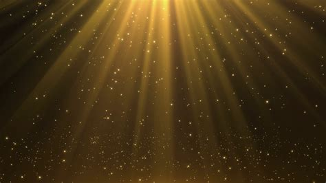 Bild Schwarz Gold by New Version Magical Of Sparkling Orbs With Light Rays