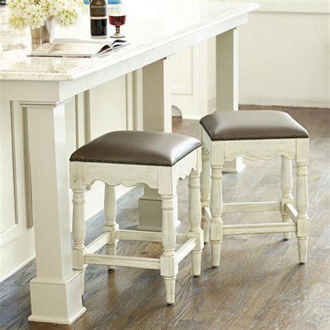 marlow nailhead counter stool traditional bar stools