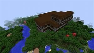 [PC 1.12] Woodland Mansion + Village + Witch Hut ...