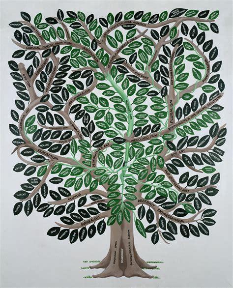 lynn elliott letterman s studio one political trees