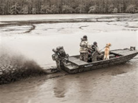 Ultimate Duck Hunting Boat by The Ultimate Duck Boat Wildfowl